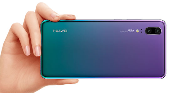 HUAWEI P20 Smartphone - 3