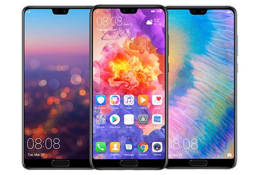 HUAWEI P20 Pro Smartphone - 2