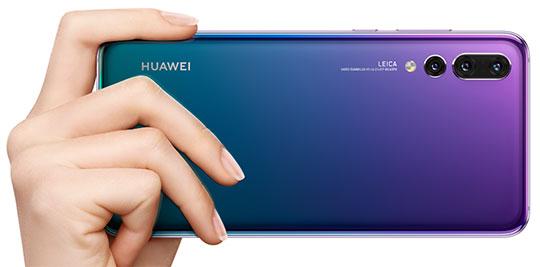 HUAWEI P20 Pro Smartphone - 3