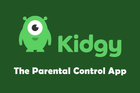 Kidgy Parental Control App Review