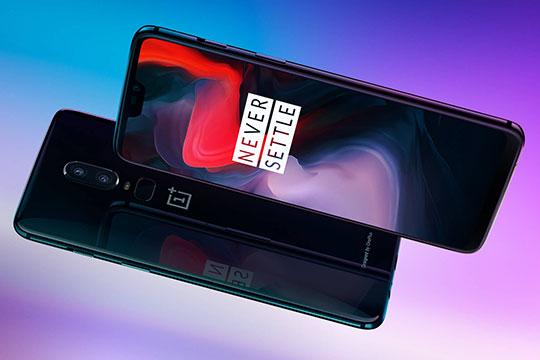 OnePlus 6 Smartphone