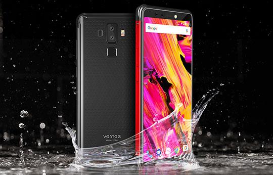 Vernee V2 Pro Smartphone - 1