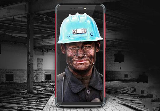 Vernee V2 Pro Smartphone - 6