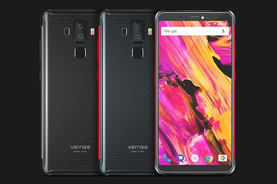 Vernee V2 Pro Smartphone