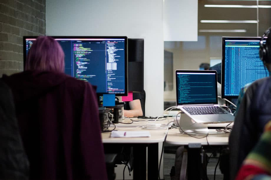 work-office-software-development-team-project-desk-code-programming