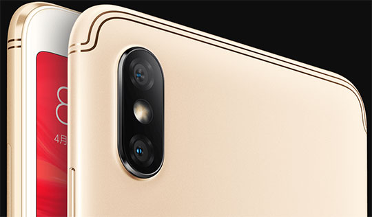 Xiaomi Redmi S2 Smartphone - 6
