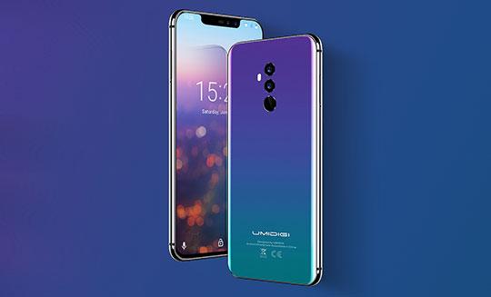 UMIDIGI Z2 Smartphone - 1