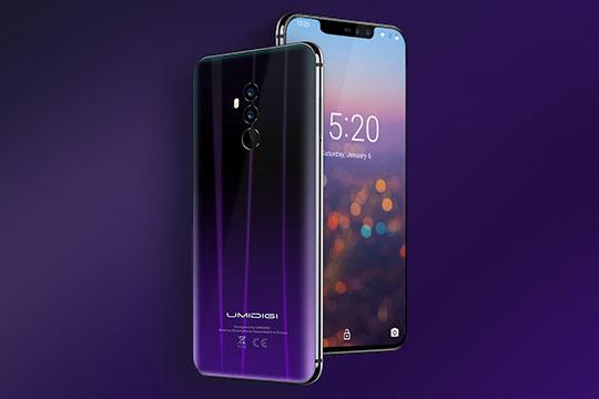 UMIDIGI Z2 Smartphone - 7