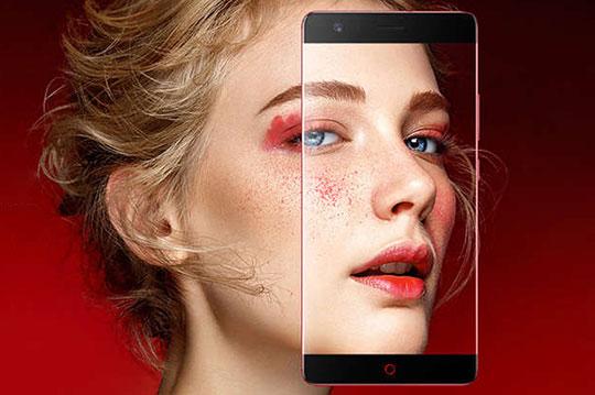 ZTE Nubia Z17 Lite Smartphone - 1