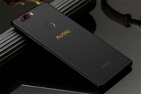 ZTE Nubia Z17 Lite Smartphone - 4