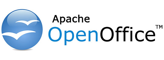 Apache OpenOffice logo - Document Editing Software