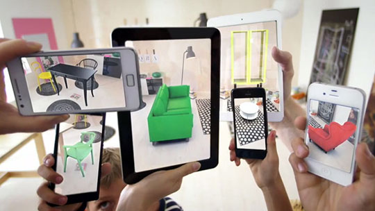 Augmented-Reality-Mobile-Application
