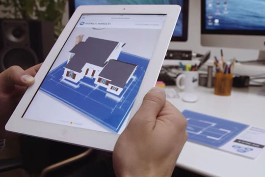 Augmented-reality-Mobile-Application-Real-Estate