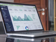 Stats-Laptop-Business-Desk-Website-Internet-SEO-Marketing-Rank-Graph