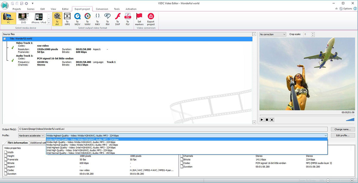 VSDC Free Video Editor Review – A Free Software For Video Editing