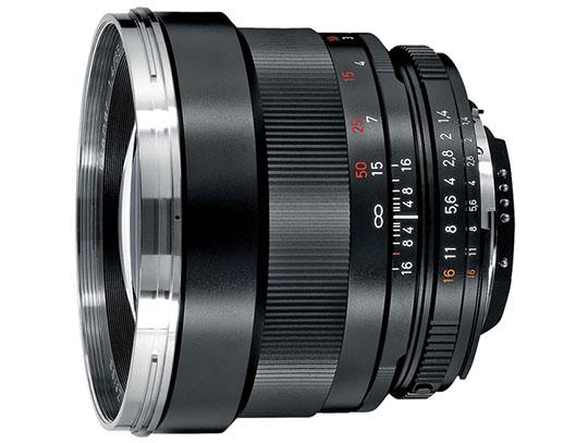 ZEISS Planar T* 85mm f/1.4 ZF.2 Lens