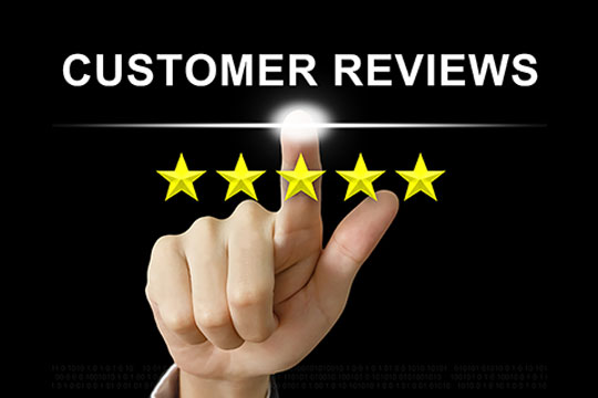 customer reviews - online reviews