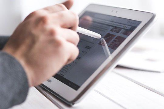 device-digital-pen-samsung-screen-stylus-tablet-technology-touch