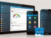 Rich Salesforce Mobile Application Development Platforms