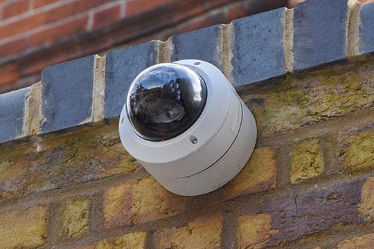 Security Dome Surveillance Cameras