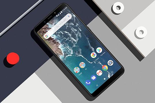 Xiaomi Mi A2 Smartphone - 1