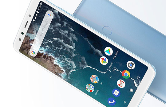Xiaomi Mi A2 Smartphone - 4