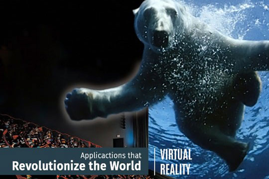 Applications of Virtual Reality That Revolutionize the World