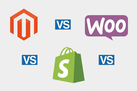 Magento Vs Shopify Vs WooCommerce: Which Platform to Choose?