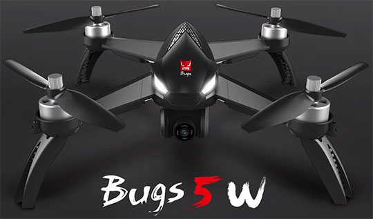 MJX Bugs 5W Drone Quadcopter