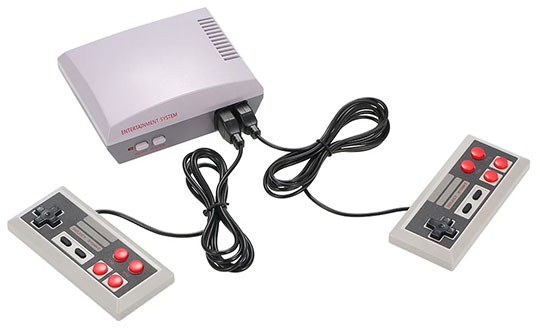 NES Mini Video Game Console