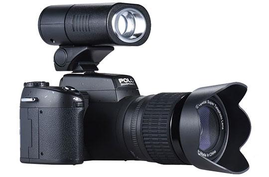 Polo Sharpshots Auto Focus AF Digital Camera