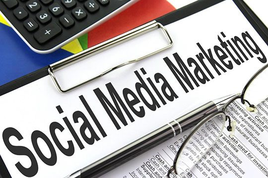Social media marketing - SMM Campaign