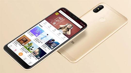 Xiaomi Redmi Note6 Pro Smartphone - 1
