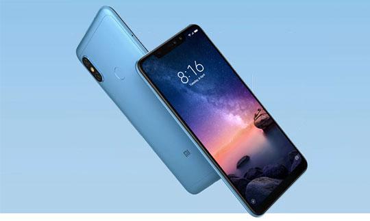 Xiaomi Redmi Note6 Pro Smartphone -