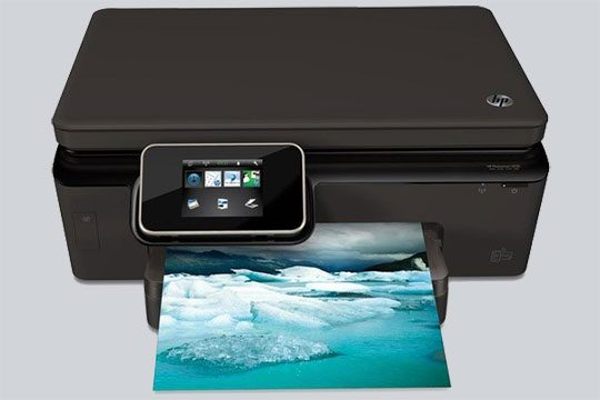 HP PhotoSmart 5520 Printer