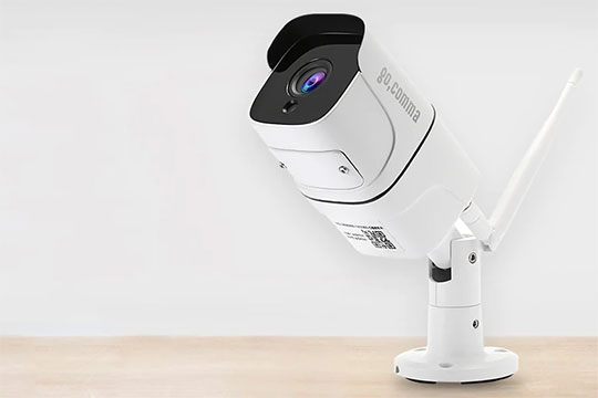 Gocomma Wireless Smart WiFi IP Bullet Camera