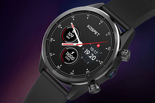 Kospet Hope 4G Smartwatch Phone - 1