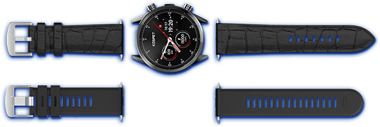 Kospet Hope 4G Smartwatch Phone - 2