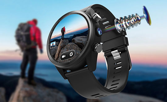 Kospet Hope 4G Smartwatch Phone - 4
