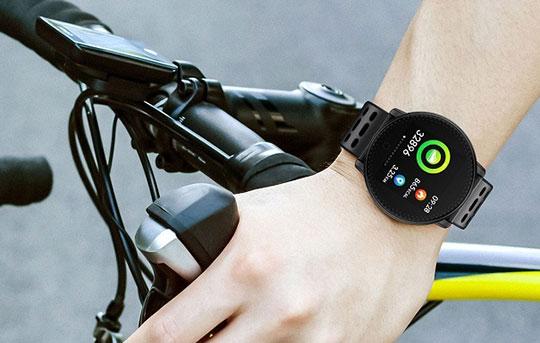 UMIDIGI Uwatch Smart Color Bracelet Smartwatch - 4