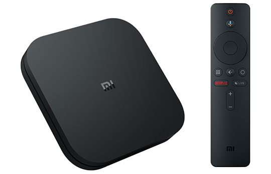 Xiaomi Mi Box S Android TV Box - 5