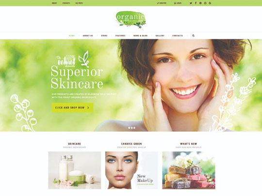 Organic-Beauty-Store-&-Natural-Cosmetics-WordPress-Theme