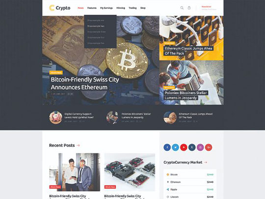 crypton-cryptocurrency-mining-wp-theme