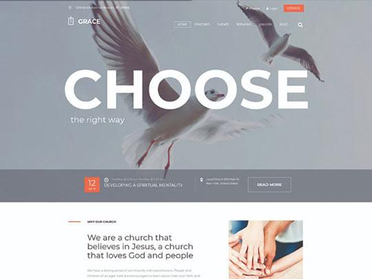 grace-church-religion-wordpress-theme