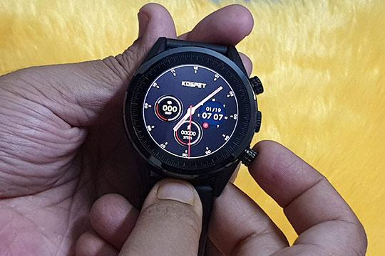 Kospet Hope Smartwatch Phone - 1