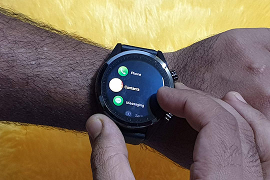 Kospet Hope Smartwatch Phone - 2