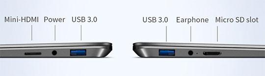 Teclast F7 Plus Notebook / Ultrabook - 4