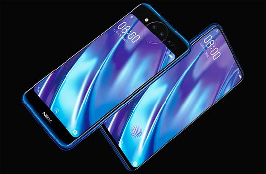 Vivo NEX Dual Screen Smartphone - 4