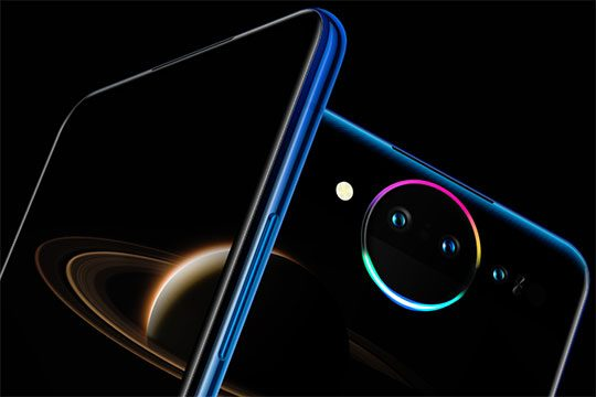 Vivo NEX Dual Screen Smartphone