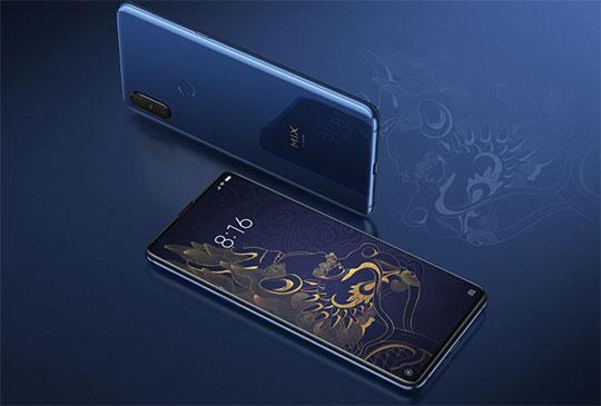 Xiaomi Mi Mix 3 Smartphone - 2